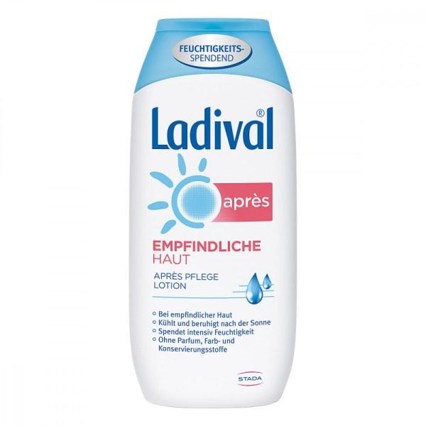 德国LADIVAL专业药妆紧后修护肤乳 干性敏感皮肤