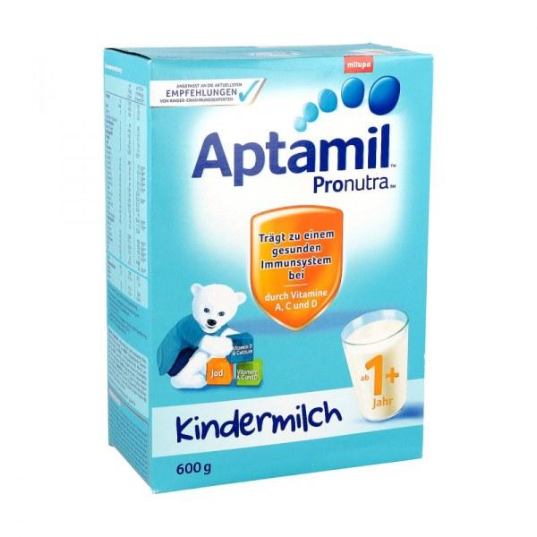 德国Aptamil 爱他美婴幼儿配方奶粉1+段1岁以上 【原罐原装正品保证】