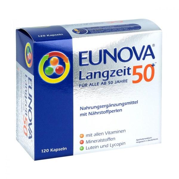 德国Eunova复合维生素50岁以上版
