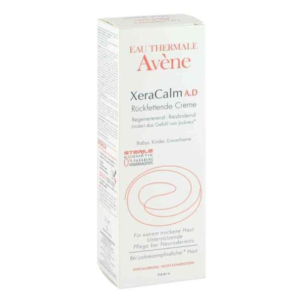 法国Avene 雅漾深层滋养滋润霜 防止皮肤的瘙痒护理干性皮肤湿疹