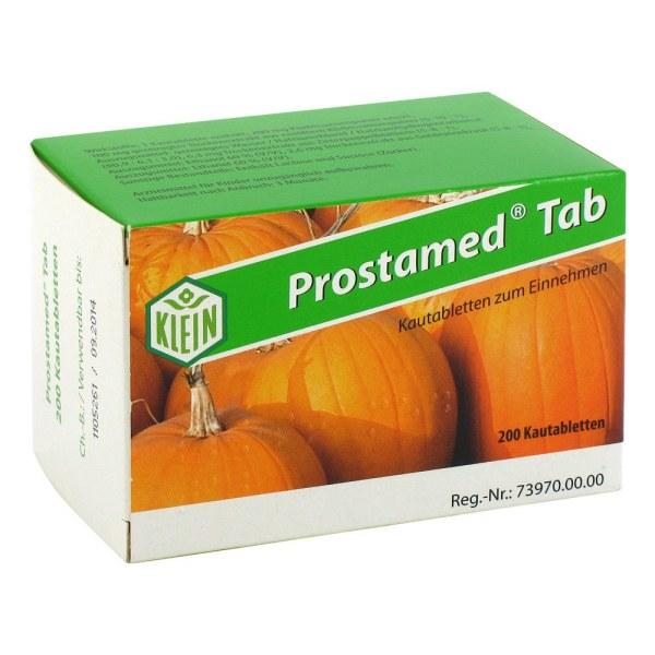PROSTAMED TAB 改善泌尿补肾嚼片 200粒