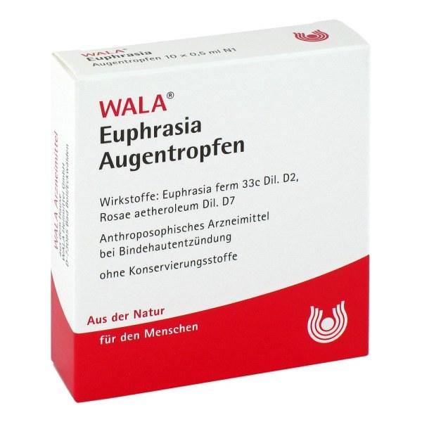 Euphrasia 眼药水