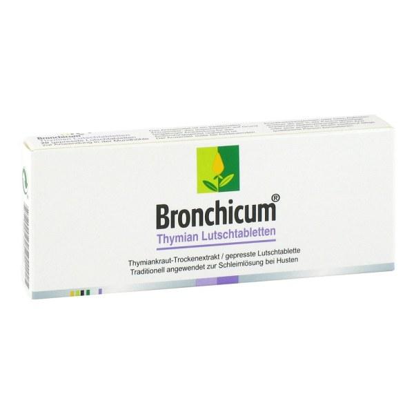 Bronchicum 百里香含片 20粒