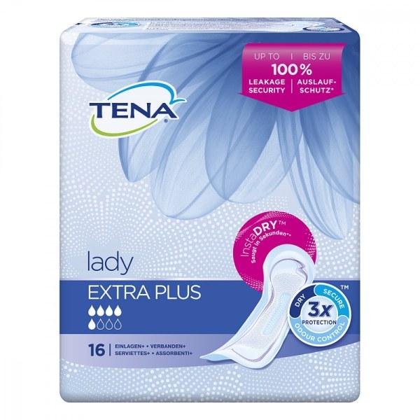 TENA 添宁 女士成人全效防漏纸尿片  加长 16片