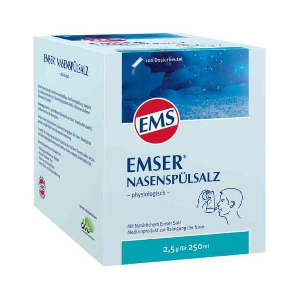 EMSER 天然洗鼻盐 100包