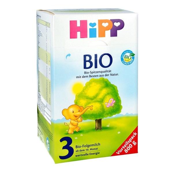 德国Hipp 喜宝BIO纯有机系列婴幼儿配方奶粉3段