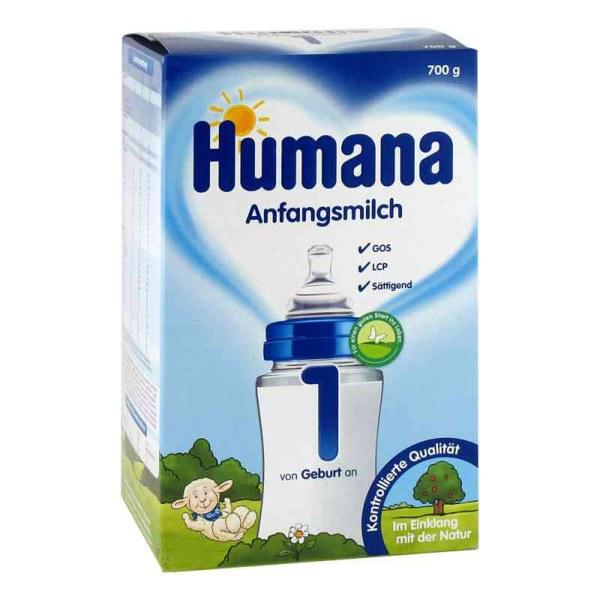 Humana 益生元婴儿奶粉 1段(700克)