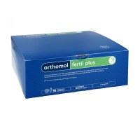 德国Orthomol 奥适宝FertilPlus男性提高精子活力复合胶囊