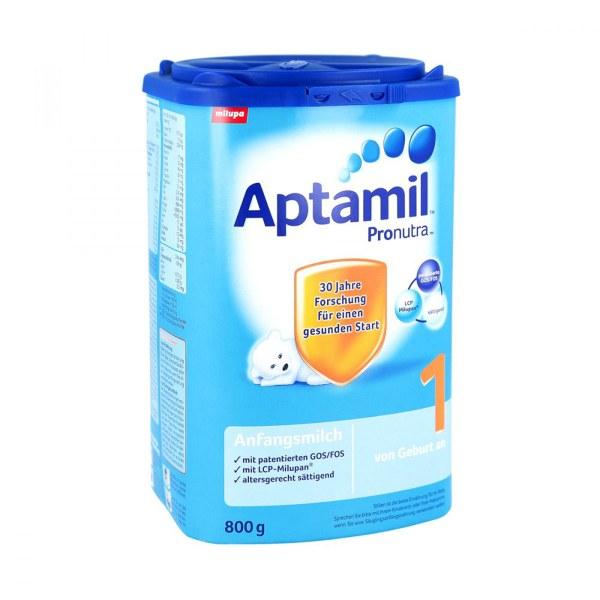 德国Aptamil 爱他美婴幼儿配方奶粉1段 0-6个月【原罐原装正品保证】