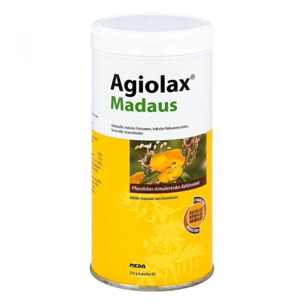 德国Agiolax 便秘排毒养颜导肠粒