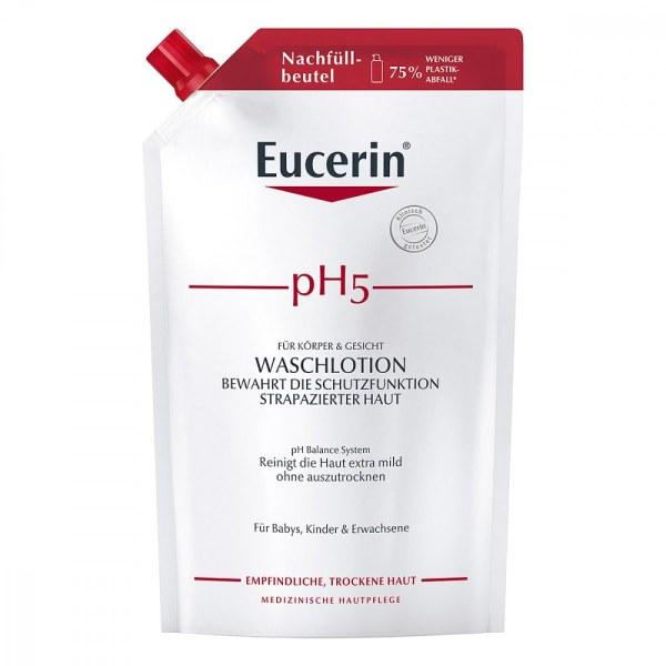 德国Eucerin 优色林中性护肤沐浴露pH5