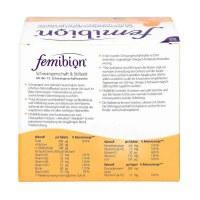德国Femibion 孕妇2阶段维生素D3+DHA+400叶酸 含碘版