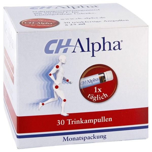 Ch Alpha 胶原蛋白维护关节口服安瓶 30瓶