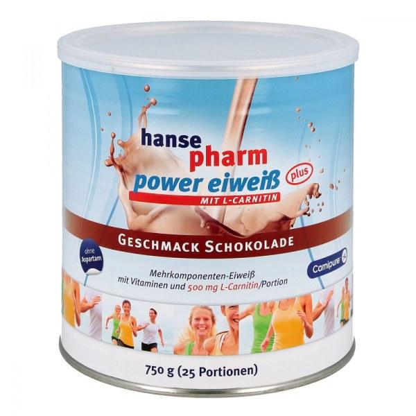 德国Hansepharm 巧克力口味蛋白粉