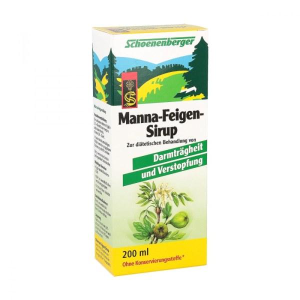 德国Salus Schoenenberger 无花果润肠通便糖浆