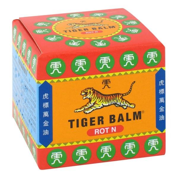 德国TigerBalm 虎标红色万金油软膏