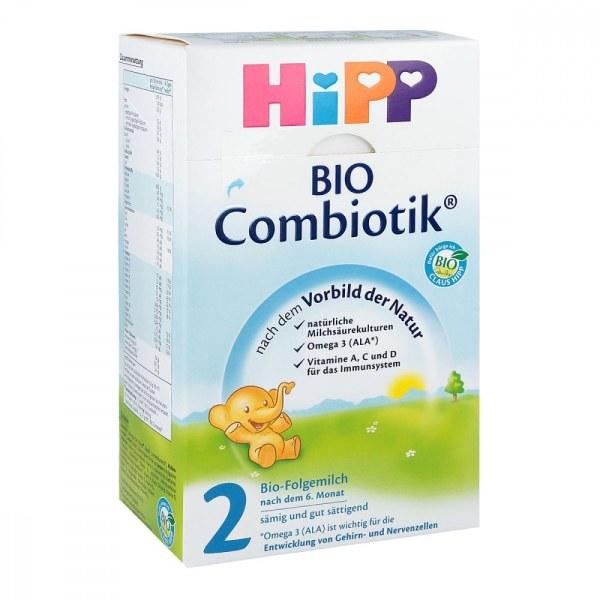 德国Hipp 喜宝Combiotik益生菌系列婴幼儿配方奶粉2段