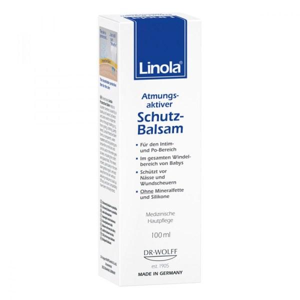 德国Linola 婴幼儿身体护理万用膏