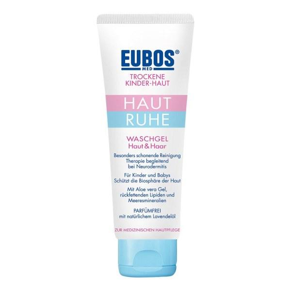 德国EUBOS 仪宝儿童舒缓二合一洗浴凝胶