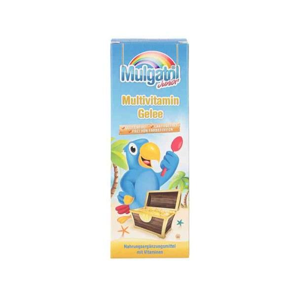 德国药房正品Mulgatol 儿童维生素糖浆口服液 150ml
