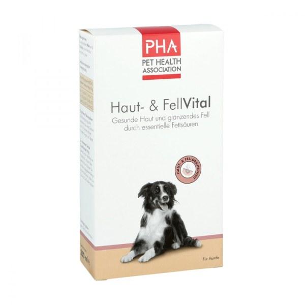德国Pha 宠物狗皮肤毛发营养补剂