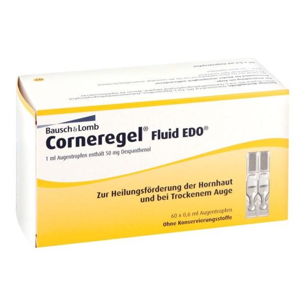 德国CORNEREGEL 干眼症慢性结膜疾病补水修复滴眼液