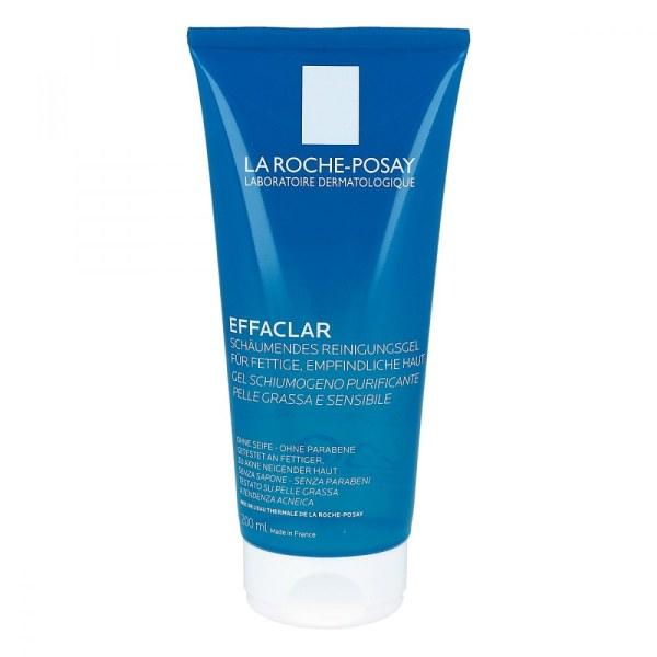 法国LaRochePosay 理肤泉面部及身体清洁啫喱