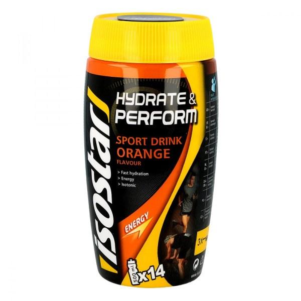 Isostar 意大利混合运动饮料 橙子味(560克)
