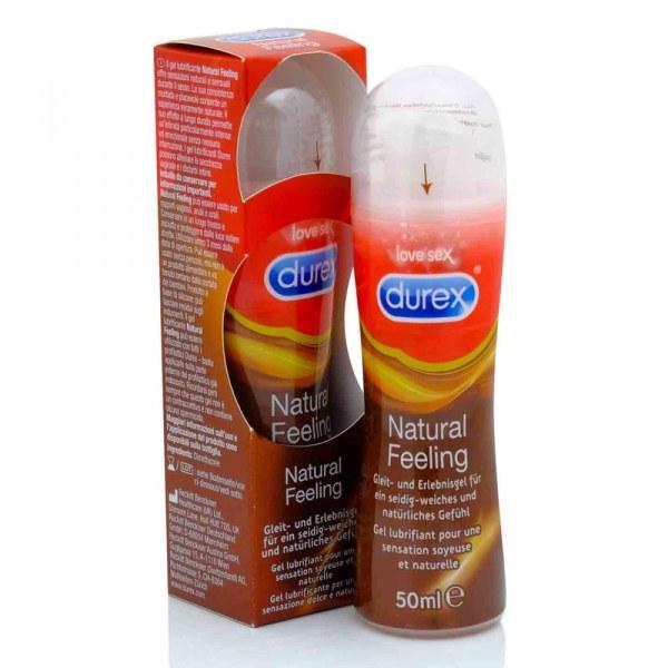 Durex/杜蕾斯 自然情趣人体润滑剂润滑液