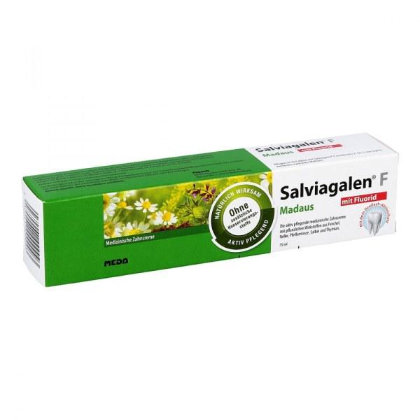 Salviagalen F Madaus Zahncreme