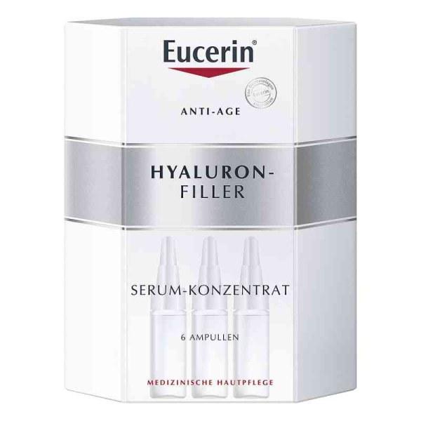 德国Eucerin 优色林抗衰老祛斑充盈展颜精华液安瓶