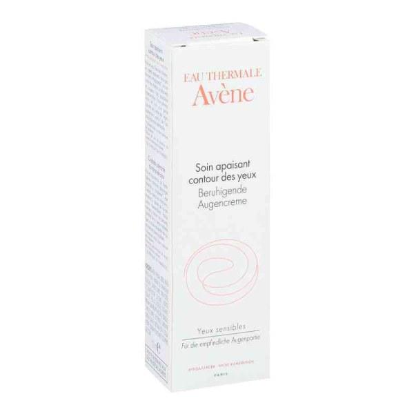 法国Avene 雅漾舒缓眼霜 每日保湿护理缓解眼部浮肿