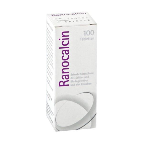 Ranocalcin 调整增强结缔药片 (100粒)