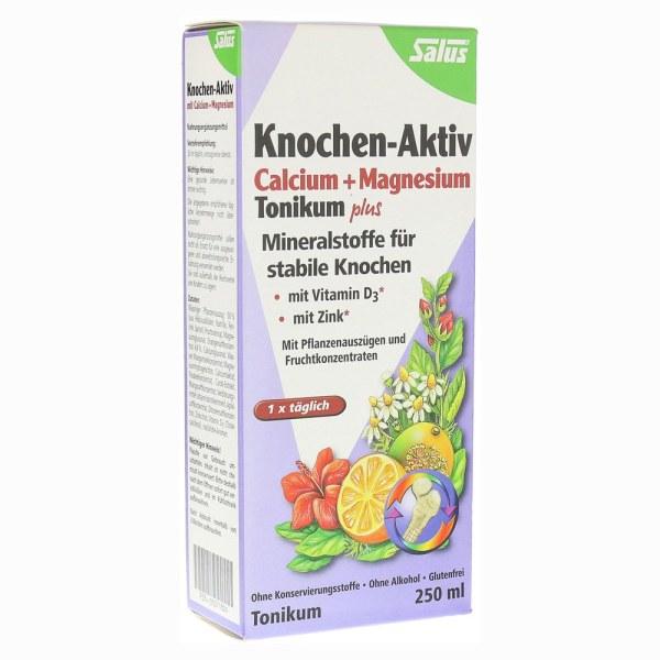 德国Salus 莎露斯钙镁骨元营养液 (250 ml)