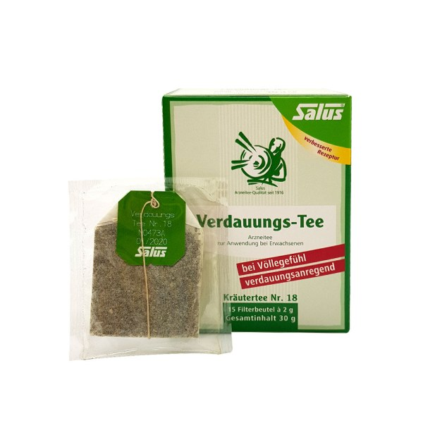 德国 Salus 莎露斯助消化茶 (15 包)