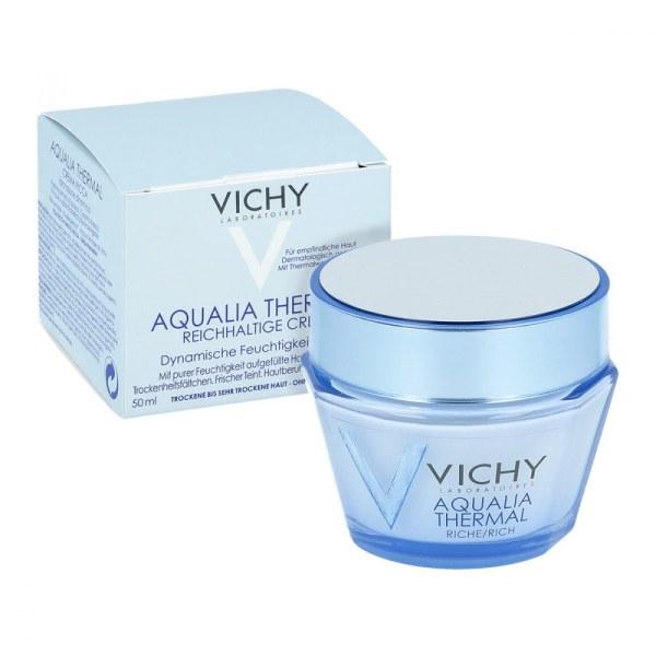 法国Vichy 薇姿温泉矿物质保湿霜 面霜 冬季补水 保湿