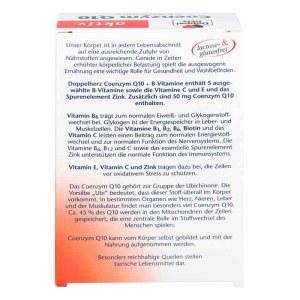 德国Doppelherz 双心辅酶Coenzym Q10细胞能量胶囊