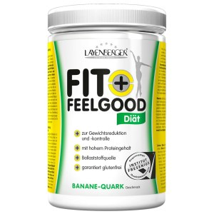 Layenberger 健康瘦身代餐植物蛋白粉 香蕉味 430g