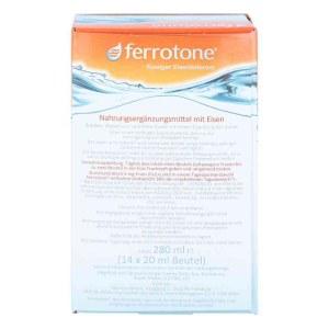 德国Ferrotone 补铁补血营养液