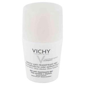 Vichy/薇姿48小时爽身抗汗走珠 50ml(敏感型)