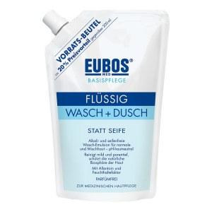 Eubos 仪宝无皂无香蓝色清洁液 袋装