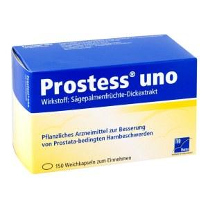 德国Prostess Uno摄护宁前列腺胶囊