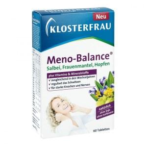 Klosterfrau 改善调理女性更年期内分泌纯天然保健片(60 粒)