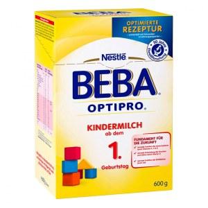 德国Nestle BEBA贝巴Optipro系列婴幼儿配方奶粉12+段