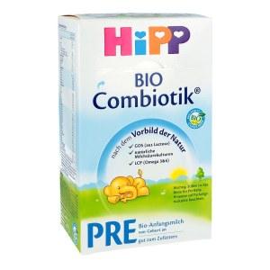 德国Hipp 喜宝Combiotik益生菌系列婴幼儿配方奶粉Pre段
