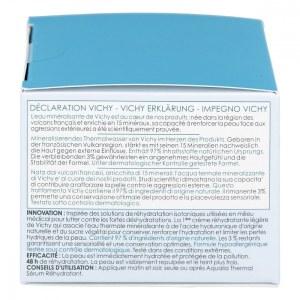法国Vichy 薇姿温泉矿物水活霜 舒缓保湿补水面霜(清爽型)