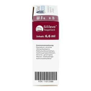 德国 Sililevo 指甲营养油 针对柔软或受损易断裂指甲