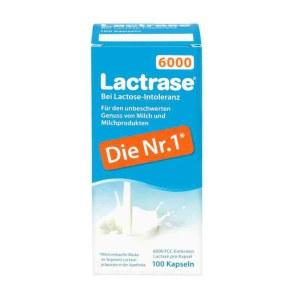 德国Lactrase 乳糖不耐受婴幼儿成人乳糖酶