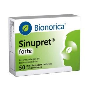 德国Sinupret 天然抗鼻窦片