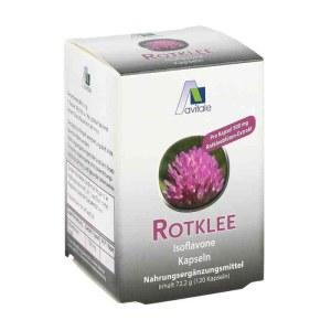 ROTKLEE 改善调理女性内分泌 红苜蓿异黄酮保健胶囊500MG (120 粒)
